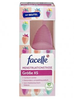 Cốc nguyệt san Facelle Size XS