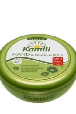 Kem dưỡng da tay Kamill Hand & Nagelcreme Dose 150ml