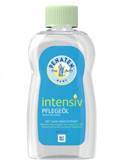 Dầu Massage Penaten Intensiv Pflegeol, 200 ml