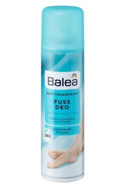 Xịt khử mùi hôi chân Balea Fuss Deo, 200ml