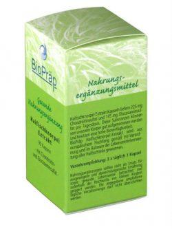 Viên nang chiết xuất sụn cá mập BioPrap Haifischknorpel Extrakt Kapseln, 90 viên