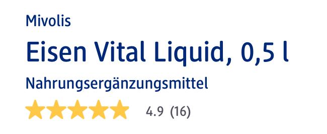 Khách hàng đánh giá chất lượng sắt nước Mivolis