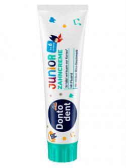 Kem Đánh Răng Dontodent Junior Cho Trẻ Trên 6 Tuổi, 100 ml