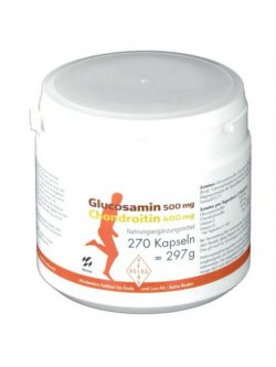 glucosamin 500 mg chondroitin 400 mg