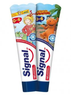 Kem Đánh Răng Signal Cho Trẻ 0-6 Tuổi, 50 ml