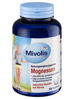 Mivolis magnesium, 300 viên
