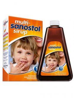 Multi Sanostol Sirup 300g