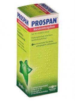 Tinh Chất Prospan Hustentropfen, 20 ml