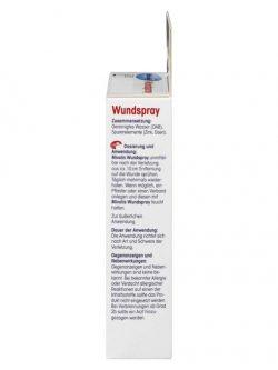 Thuốc xịt vết thương DAS gesunde PLUS Wundspray, 50ml