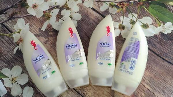 Algemarin Perfume Shower Gel 300ml CT
