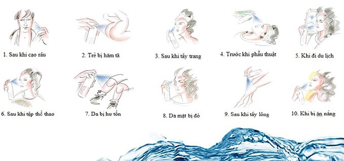 Xịt Khoáng Avene Thermalwasser Spray, 300 ml