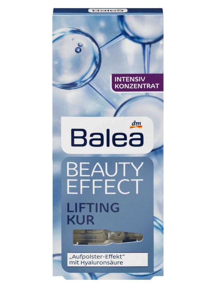 Huyết thanh Balea Beauty Effect Lifting Kur 7x1ml