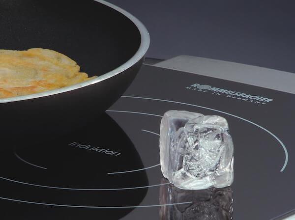 Công nghệ cảm ứng trên bếp từ đơn Rommelsbacher ct 2100