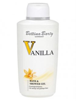 Sữa tắm vanilla Bettina Barty 300ml