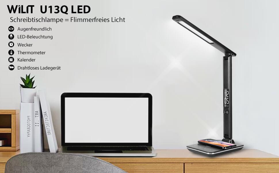 Đèn bàn WILIT U13Q LED 5 trong 1