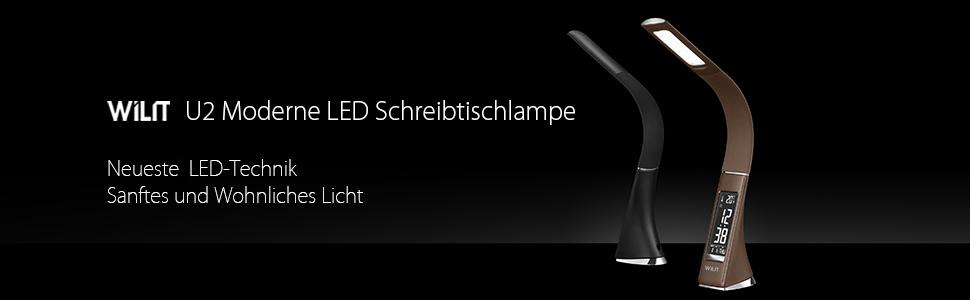 Đèn bàn WILIT U2 5W LED sang trọng và hiện đại