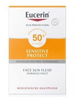 Kem chống nắngEucerin Sun Fluid Mattifying Spf 50+, 50ml