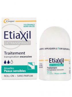 Lăn khử mùi Etiaxil Detranspirant Traitement 15ml