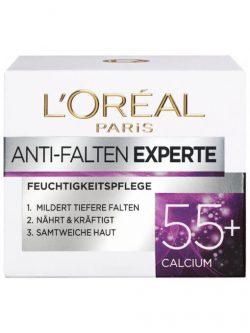 Kem dưỡng da Loreal Anti Falten Experte 55+ Tagscreme, 50ml