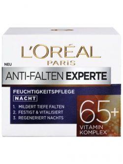Kem dưỡng da Loreal Anti Falten Experte 65 Nachtcreme, 50ml