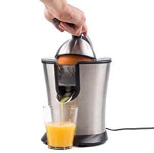 Lý tưởng cho sáng tạo nước trái cây hoặc cocktail ngon