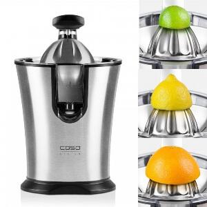 Caso CP330 Pro phù hợp với nhiều trái cây họ cam