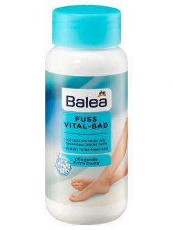 Muối ngâm chân Balea Fuss Vital Bad, 450g