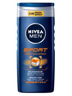 NIVEA MEN Duschgel Sport, 250 ml