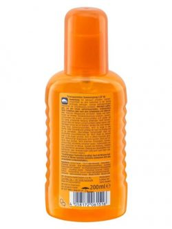 Xịt Chống Nắng Sundance Transparentes Sonnenspray Spf 50, 200 ml